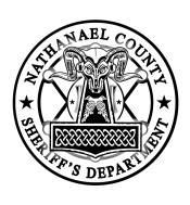 Nathanael County logo w hammer 2in x 2in